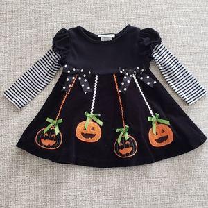 Girls Bonnie Jean Halloween Dress